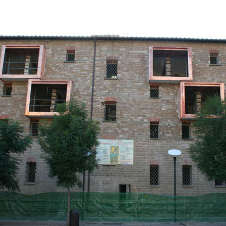 Bowindows in rame ex carceri di Firenze
